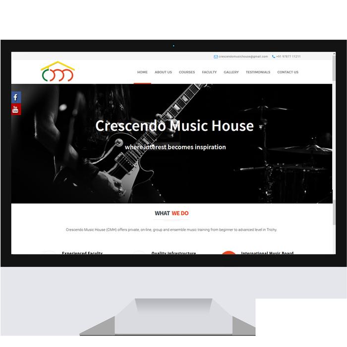 Crescendo Music House